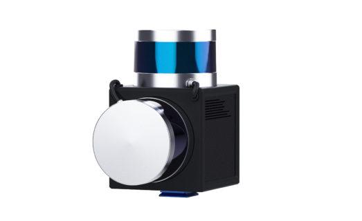 dotcube 3D-Laserscanner Vorderansicht