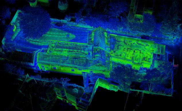 3D-Laserpunktwolken - Grundlagen für Ihre Digitalisierungsprojekte