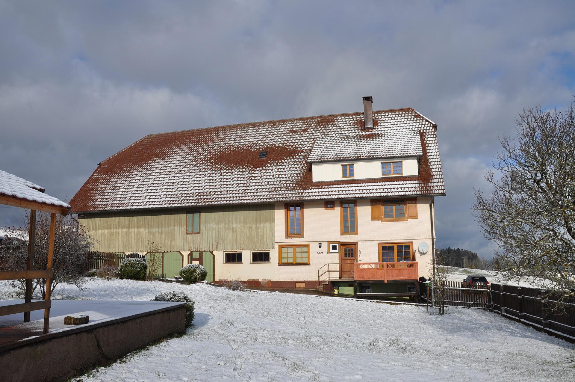 Schwarzwaldhof-Bestandserfassung