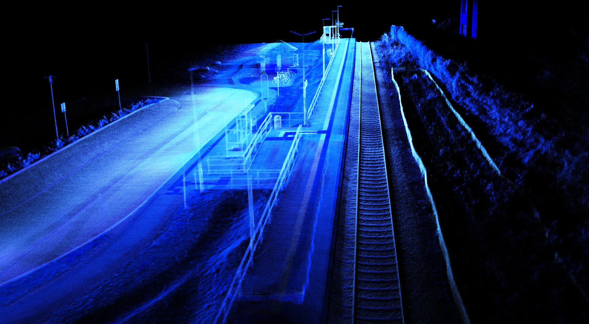 Mobiles 3D-Laserscanning – Digitalisierung im öffentlichen Personennahverkehr
